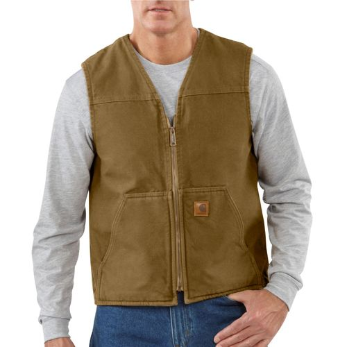Carhartt Men's Sandstone Rugged Vest