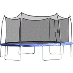 Skywalker Trampolines 17' Oval Trampoline with Enclosure - view number 1