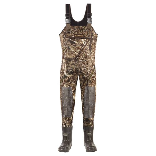 LaCrosse® Men's Super Brush Tuff Realtree Max-5® 1,200-Gram Wader