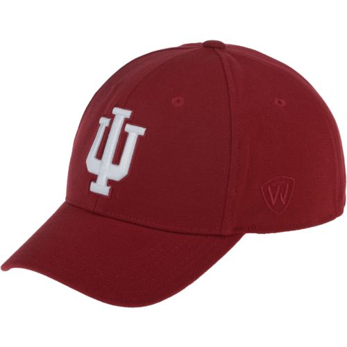 Top of the World Adults' University of Indiana Premier Collection Memory Fit Cap