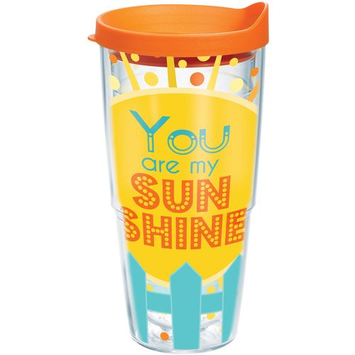 Tervis You Are My Sunshine 24 oz. Tumbler with Lid