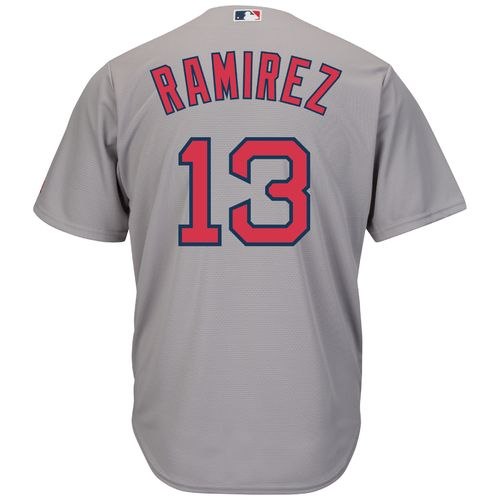 Majestic Men's Boston Red Sox Hanley Ramirez #13 Cool Base® Replica Jersey - view number 1