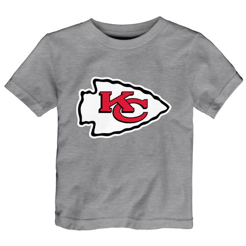 NFL Toddlers' Kansas City Chiefs Primary Logo T-shirt