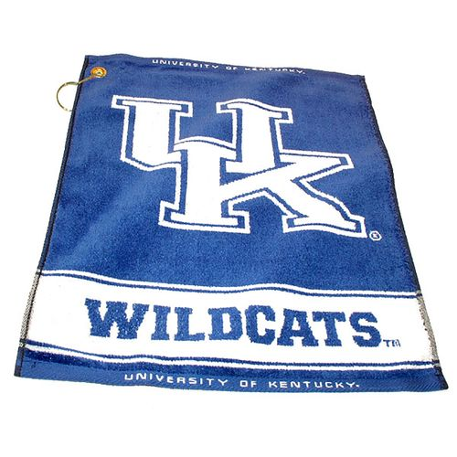 Team Golf University of Kentucky Woven Golf Towel