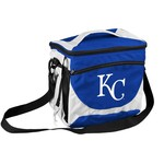 Logo Chair Kansas City Royals 24-Can Cooler