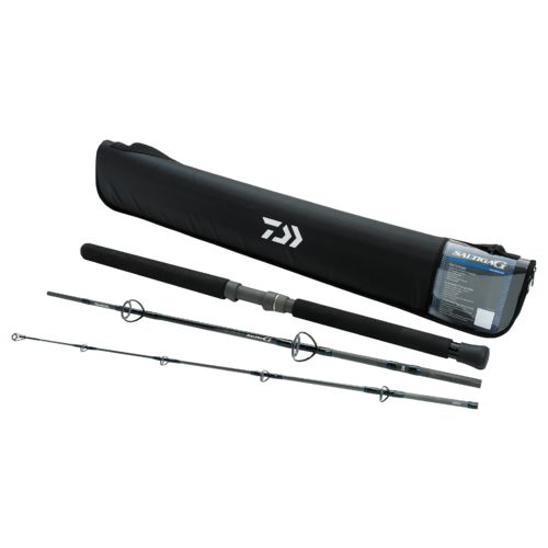 Daiwa Saltiga G Boat 7' MH Saltwater Travel Spinning Rod - view number 2