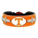 GameWear University of Tennessee Team Color Football Bracelet