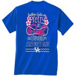 New World Graphics Women's University of Kentucky Cuter in Team T-shirt