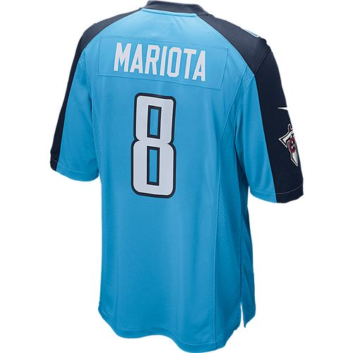 Nike Adult Tennessee Titans Marcus Mariota #8 Team Jersey - view number 1