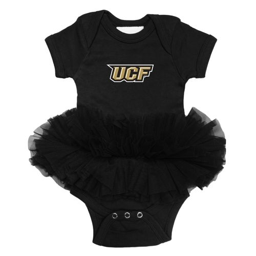 Two Feet Ahead Infants' University of Central Florida Tutu Creeper