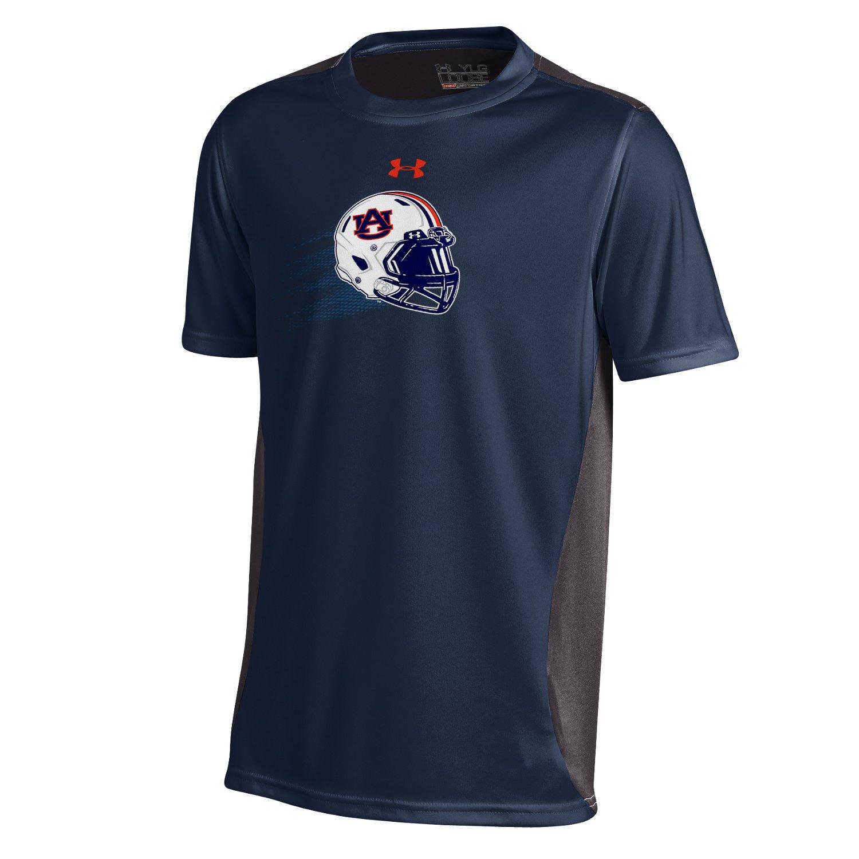 Under Armour Kids 39 Auburn University Colorblock T Shirt
