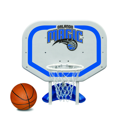 Poolmaster® Orlando Magic Pro Rebounder Style Poolside Basketball