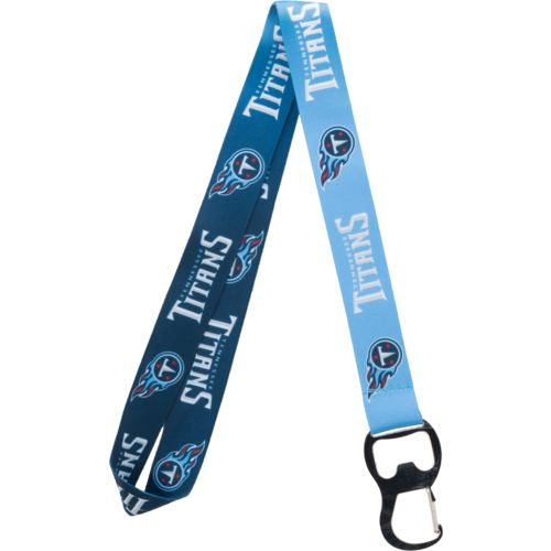 Pro Specialties Group Tennessee Titans Ombré Lanyard