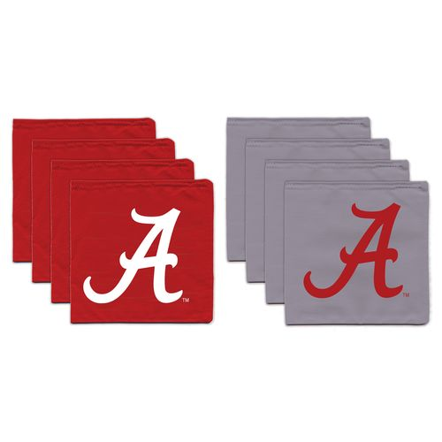 BAGGO® University of Alabama 12 oz. Cornhole Beanbag Toss Bags 8-Pack