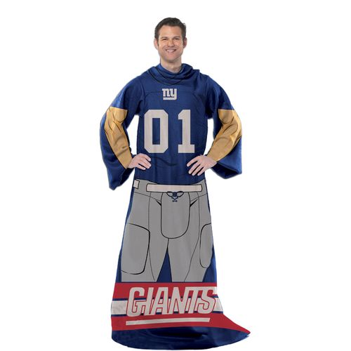 The Northwest Company New York Giants Uniform Comfy Throw