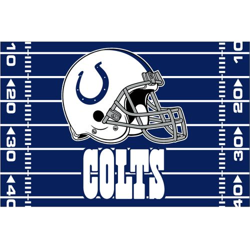 The Northwest Company Indianapolis Colts Tufted Rug