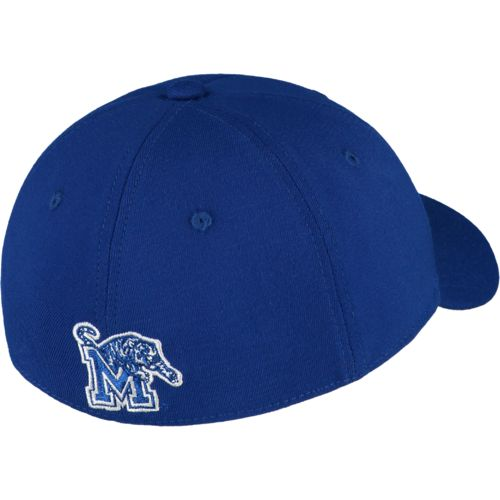 Top of the World Adults' University of Memphis 1Fit™ Cap - view number 2