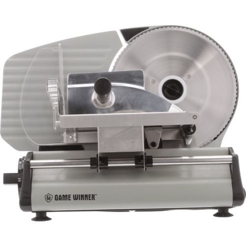 "Display product reviews for Game Winner® 8.7"" Heavy-Duty Electric Meat Slicer"