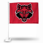 Rico Arkansas State University Car Flag