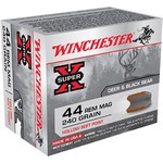 Winchester Super-X .44 Remington Magnum 240-Grain Hollow Soft Point Centerfire Handgun Ammunition - view number 1