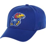 Top of the World Men's University of Kansas Premium Collection Memory Fit™ Cap