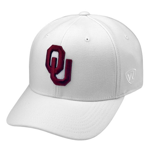 Top of the World Men's University of Oklahoma Premium Collection Memory Fit™ Cap
