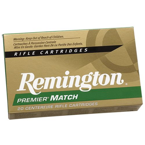 Remington MatchKing .308 Win./7.62 NATO 175-Grain Centerfire Rifle Ammunition