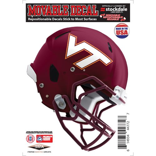 Stockdale Virginia Tech Decal