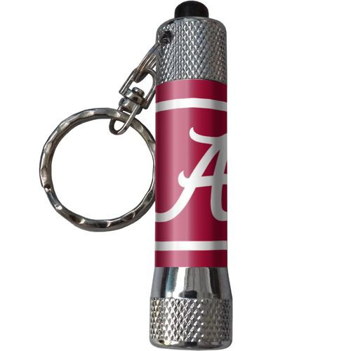 Stockdale University of Alabama LED Flashlight Key Chain