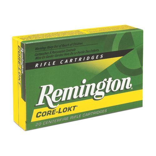 Remington Core-Lokt .25-06 Rem. 120-Grain Centerfire Rifle