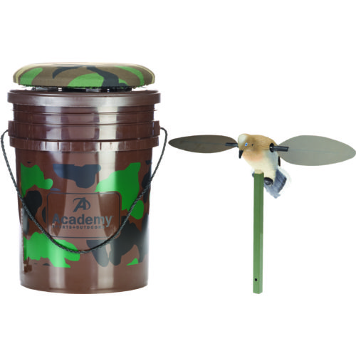 Display product reviews for MOJO Outdoors Voodoo Dove/Bucket Combo