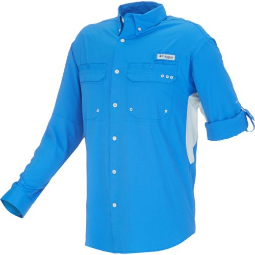Columbia Sportswear Men's Cast Away ZERO Woven Long Sleeve Shirt