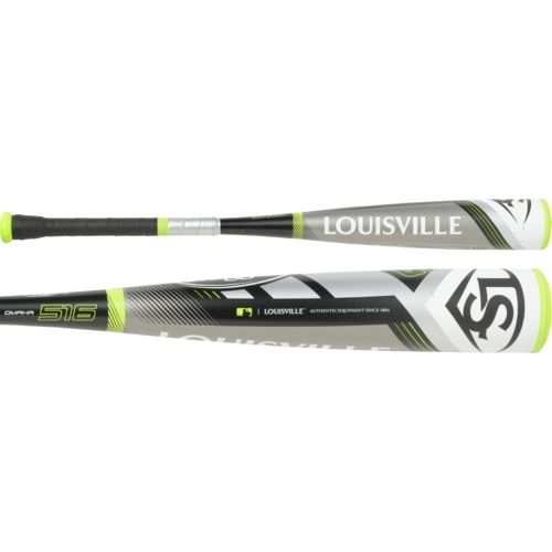 Louisville Slugger 2016 Youth Omaha 516 Aluminum Baseball