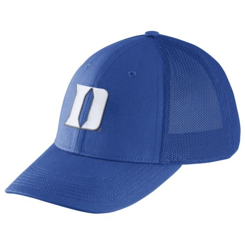 Nike™ Men's Duke University Legacy91 Swoosh Flex Cap