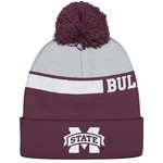 adidas Men's Mississippi State University Sideline Knit Cap