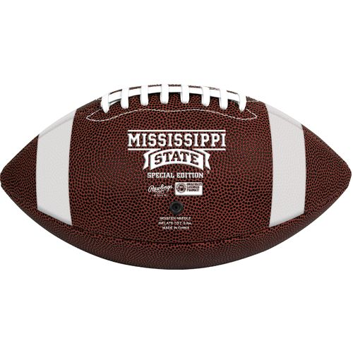 Rawlings Mississippi State University Game Time Full-Size Football - view number 2