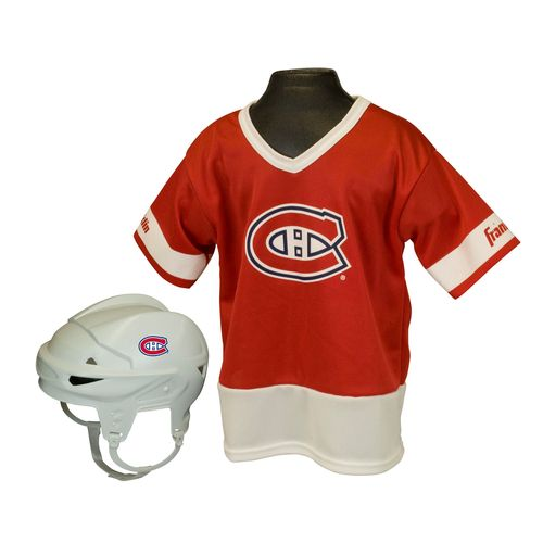 Franklin Kids' Montreal Canadiens Uniform Set