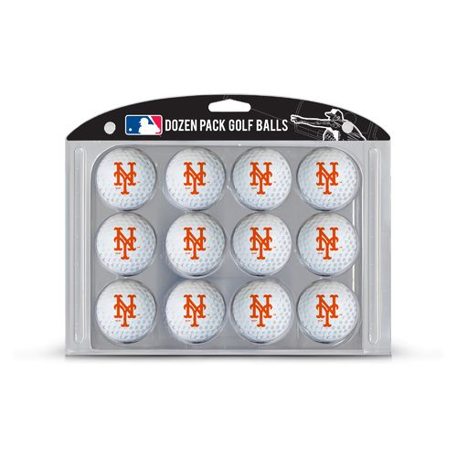 Team Golf New York Mets Golf Balls 12-Pack - view number 1