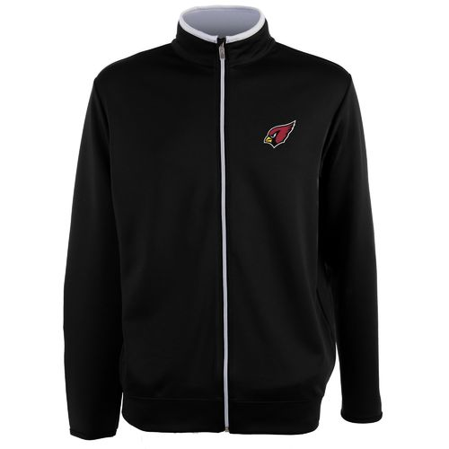 Antigua Men's Arizona Cardinals NFL Leader Jacket
