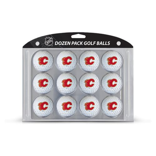 Team Golf Calgary Flames Golf Balls 12-Pack - view number 1