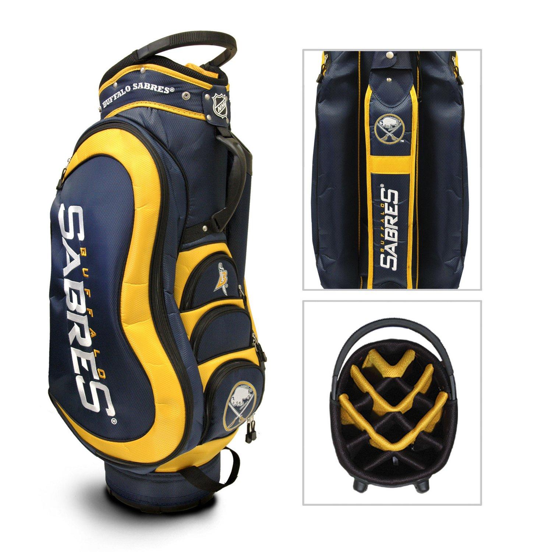 Team Golf Buffalo Sabres 14-Way Cart Golf Bag