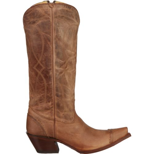 Display product reviews for Tony Lama Women's Latigo Tucson  Vaquero Western Boots