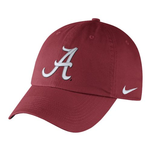 Nike™ Men's University of Alabama Dri-FIT Heritage86 Authentic Cap