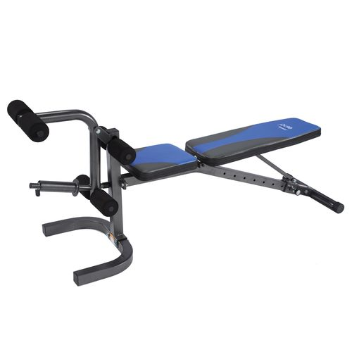 Pure Fitness Adjustable FID Flat/Incline/Decline Weight Bench - view number 10