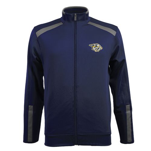 Antigua Men's Nashville Predators Flight Full Zip Jacket