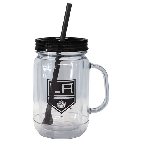 Boelter Brands Los Angeles Kings 20 oz. Handled Straw Tumblers 2-Pack