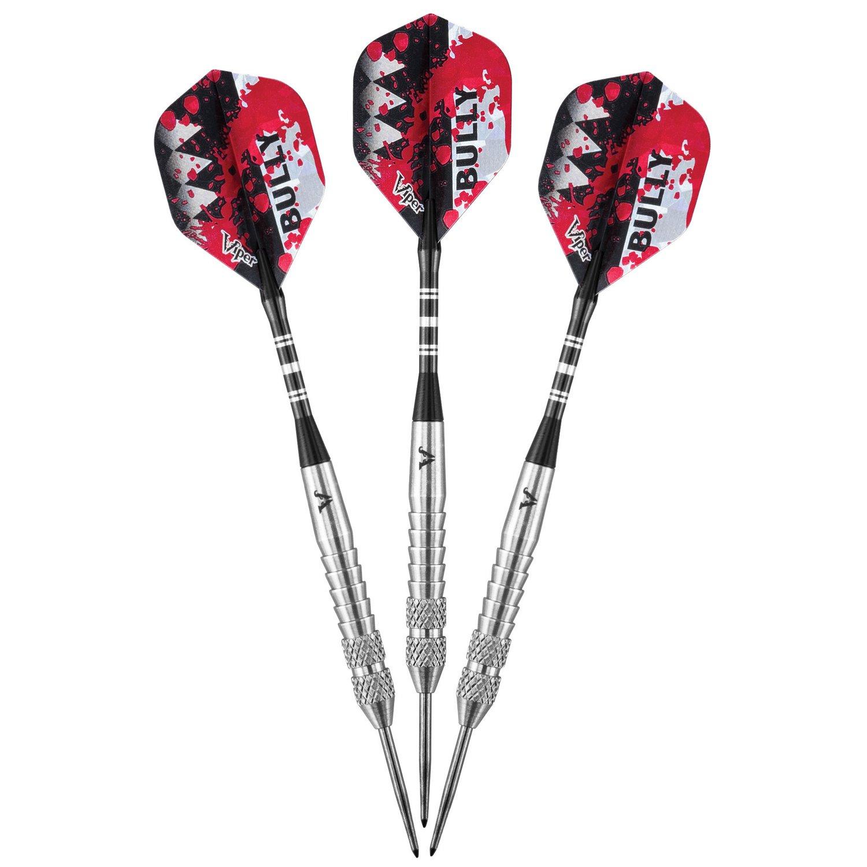 Viper Bully Steel-Tip Darts 3-Pack