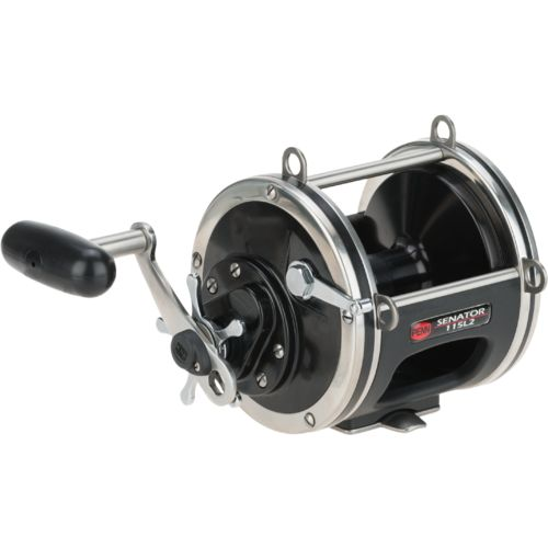 Display product reviews for PENN Senator 115L Conventional Reel Convertible