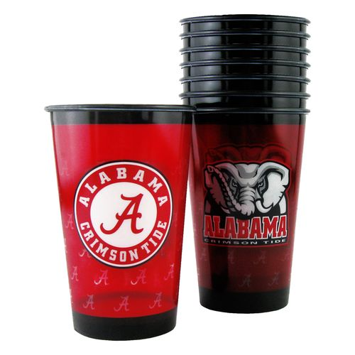 Boelter Brands University of Alabama 20 oz. Souvenir Cups 8-Pack