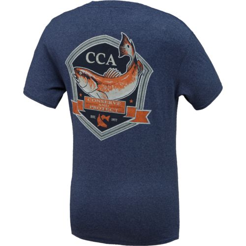 CCA Men's Conserve and Protect Pocket T-shirt